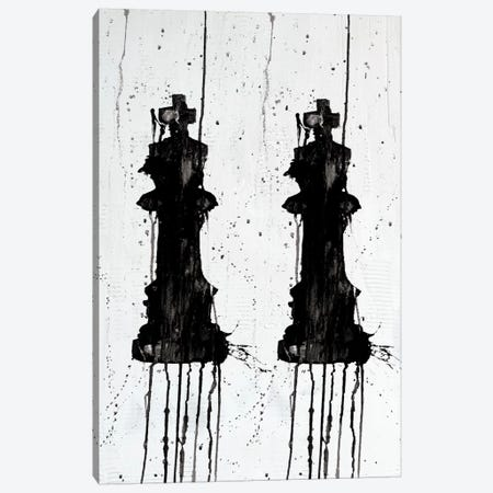 Two Kings Canvas Print #KYO143} by Kent Youngstrom Canvas Art