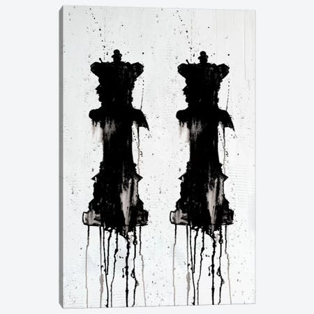 Two Queens Canvas Print #KYO144} by Kent Youngstrom Canvas Print