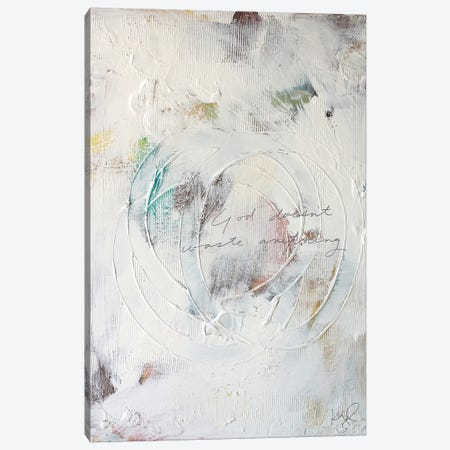 Waste I Canvas Print #KYO145} by Kent Youngstrom Art Print