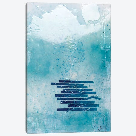 Water Canvas Print #KYO147} by Kent Youngstrom Canvas Art Print
