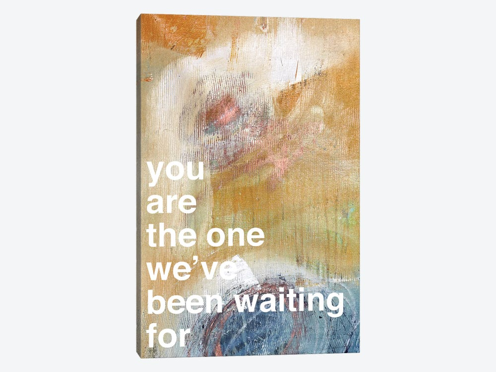 You Are The One I by Kent Youngstrom 1-piece Canvas Art Print