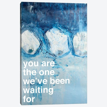 You Are The One II Canvas Print #KYO155} by Kent Youngstrom Canvas Art