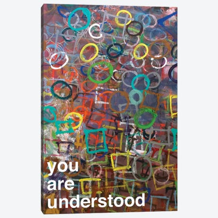 You Are Understood II Canvas Print #KYO157} by Kent Youngstrom Canvas Artwork
