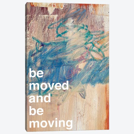 Be Moved I Canvas Print #KYO166} by Kent Youngstrom Canvas Print