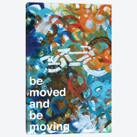 Be Moved II Canvas Print #KYO167} by Kent Youngstrom Canvas Art Print