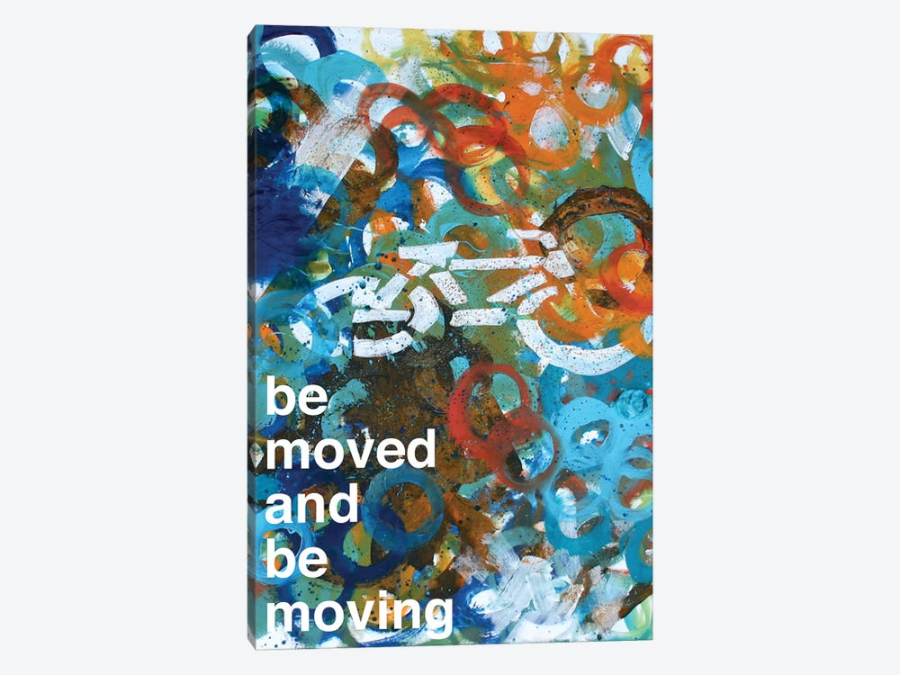 Be Moved II by Kent Youngstrom 1-piece Canvas Art Print