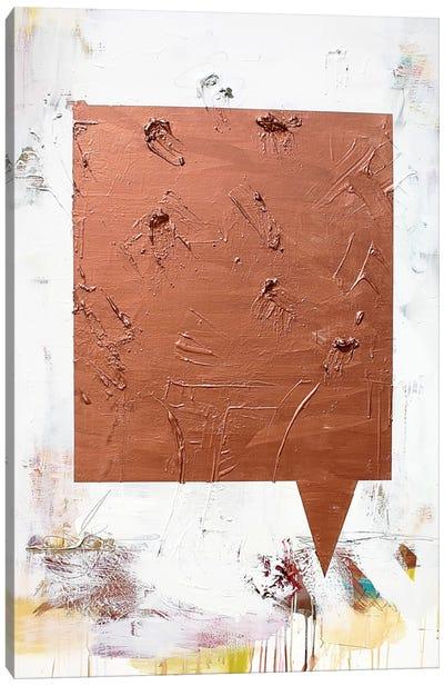 Chatter Box Canvas Print #KYO175