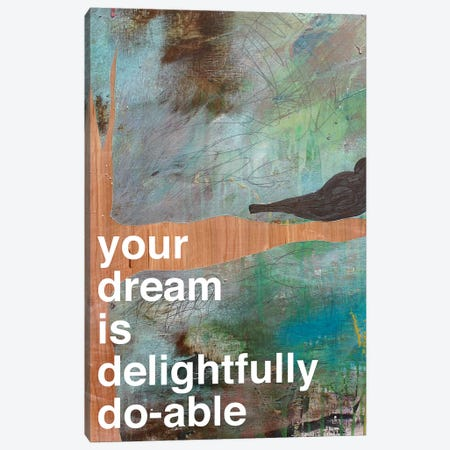 Your Dream I Canvas Print #KYO184} by Kent Youngstrom Canvas Print