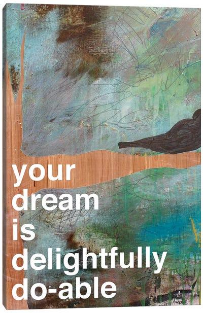 Your Dream I Canvas Art Print