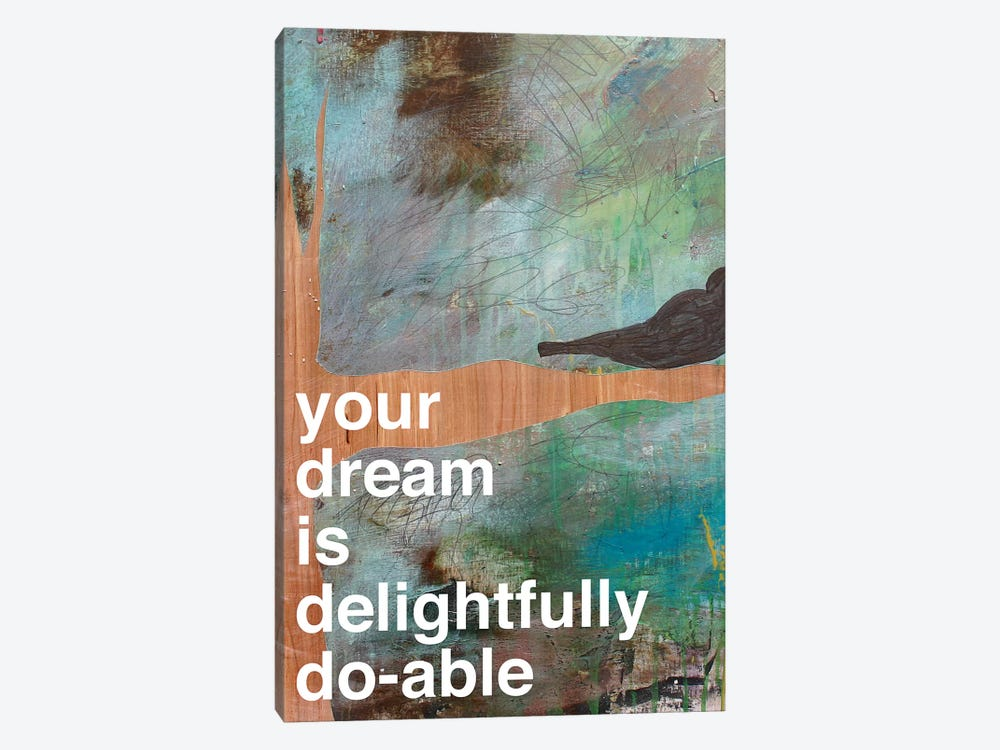 Your Dream I by Kent Youngstrom 1-piece Canvas Artwork