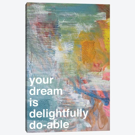 Your Dream II Canvas Print #KYO185} by Kent Youngstrom Canvas Print