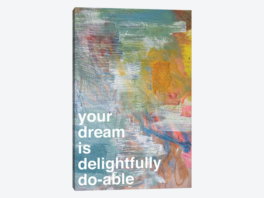 Your Dream II by Kent Youngstrom 1-piece Canvas Art Print
