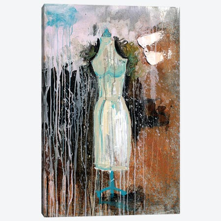 Dress Canvas Print #KYO187} by Kent Youngstrom Canvas Art Print