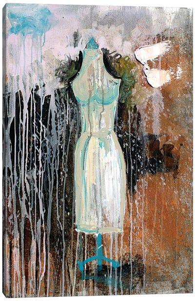 Dress Canvas Print #KYO187