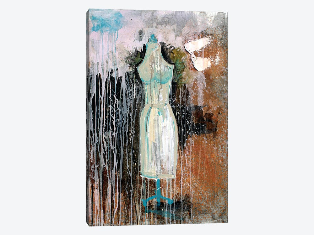 Dress by Kent Youngstrom 1-piece Art Print