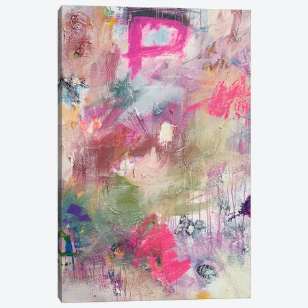 Field Of Colorful Canvas Print #KYO189} by Kent Youngstrom Canvas Artwork
