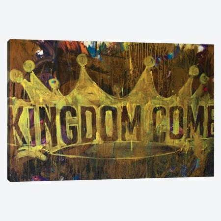 Kingdom Crown Canvas Print #KYO205} by Kent Youngstrom Canvas Artwork