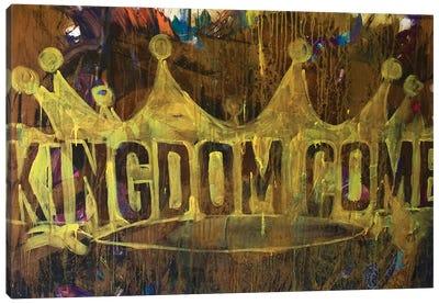 Kingdom Crown Canvas Art Print