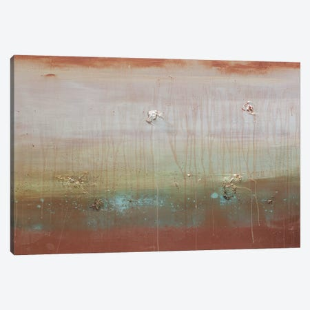 Copper Waves Cresting Canvas Print #KYO206} by Kent Youngstrom Canvas Artwork