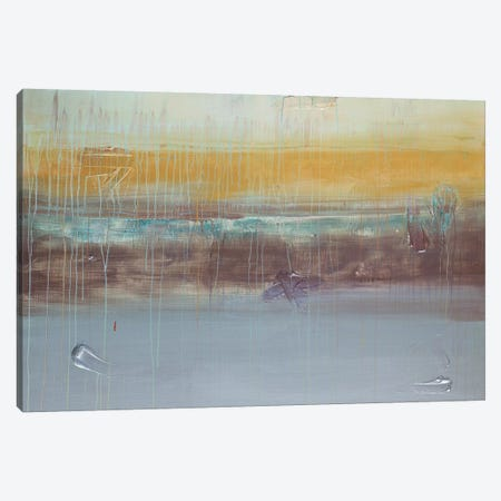 Morning Rain Canvas Print #KYO209} by Kent Youngstrom Canvas Print