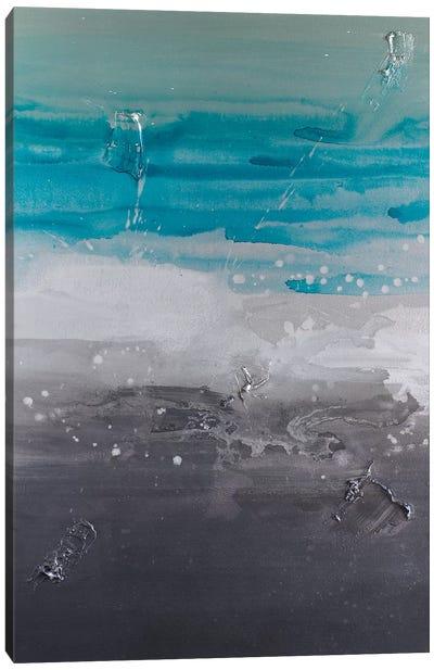 San Clemente Pier Canvas Art Print