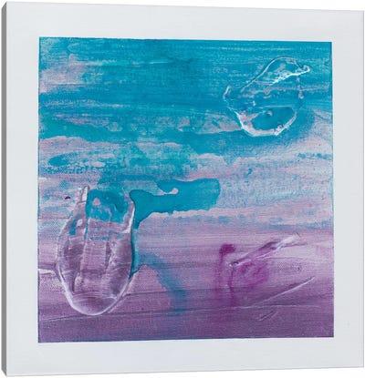 Purple Sunset I Canvas Print #KYO223