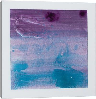 Purple Sunset II Canvas Print #KYO224