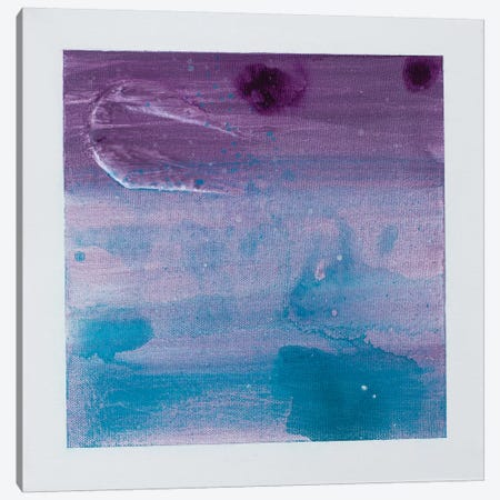 Purple Sunset II Canvas Print #KYO224} by Kent Youngstrom Canvas Artwork