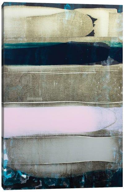 Chanel Number Stripe I Canvas Art Print