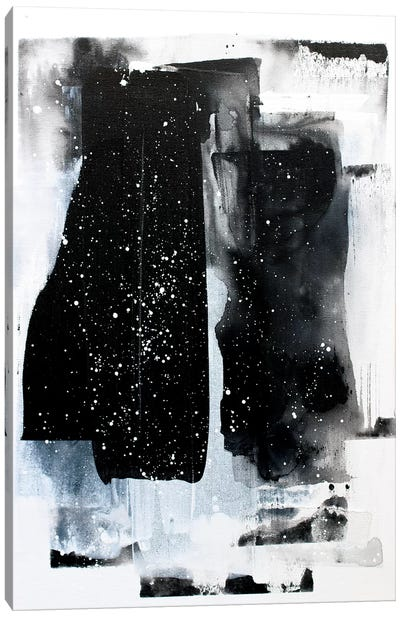 It's Midnight Again Canvas Art Print