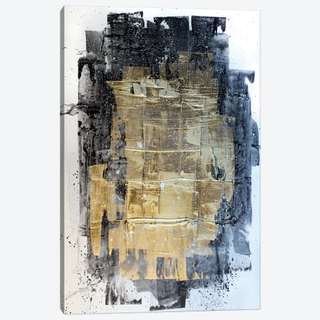 Midnight Gold Canvas Print #KYO267} by Kent Youngstrom Canvas Art