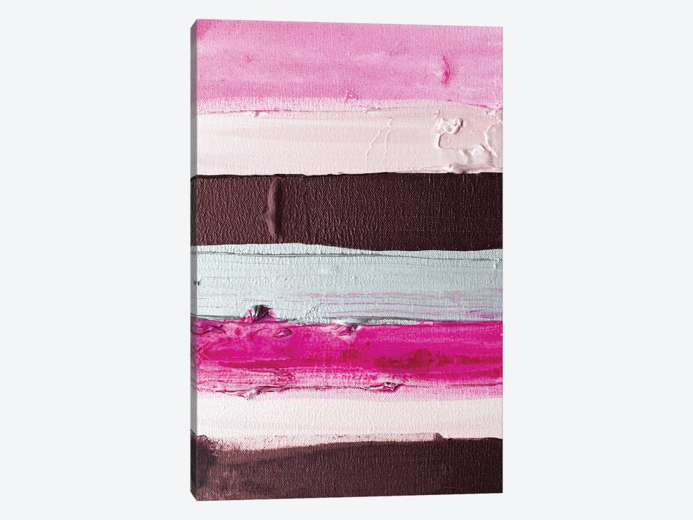 Pink For Me And You by Kent Youngstrom 1-piece Canvas Artwork