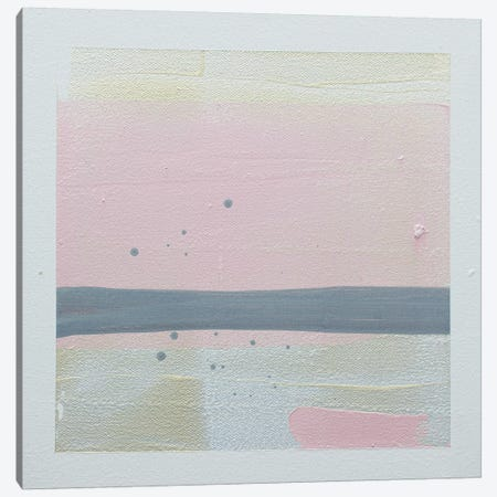 Pink Sunset I Canvas Print #KYO274} by Kent Youngstrom Canvas Print