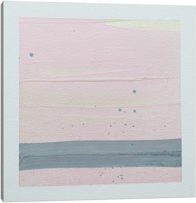 Pink Sunset II Canvas Art Print