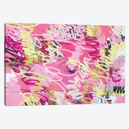 Can You See Her Canvas Print #KYO288} by Kent Youngstrom Art Print