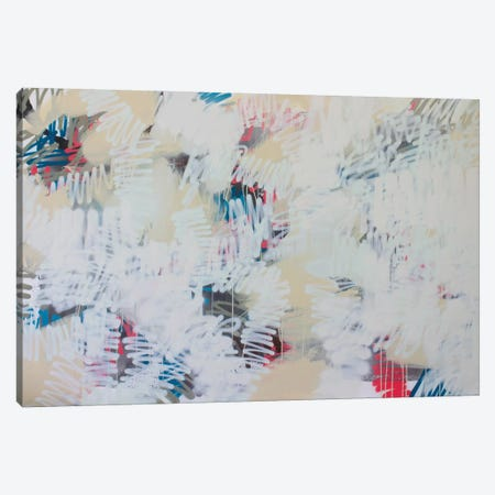 Maybe It's Graffiti Canvas Print #KYO297} by Kent Youngstrom Art Print
