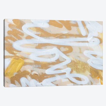 Gold Love Canvas Print #KYO306} by Kent Youngstrom Canvas Art Print