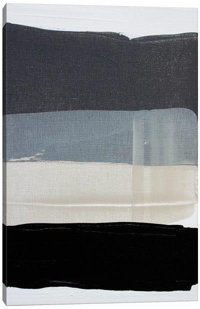 Gray Series I Canvas Art Print