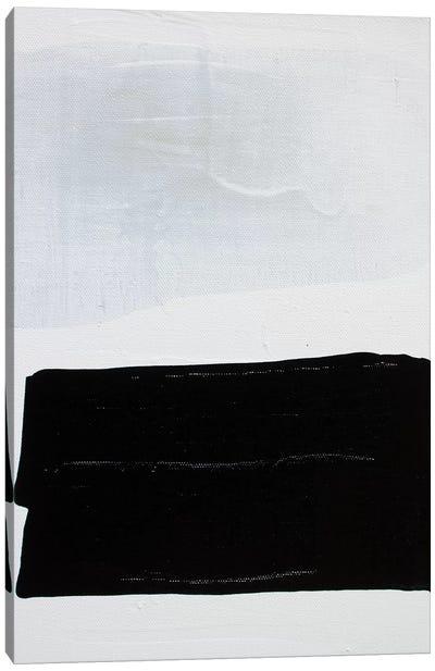 Gray Series II Canvas Art Print