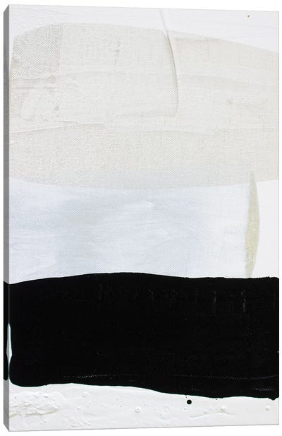 Gray Series VI Canvas Art Print