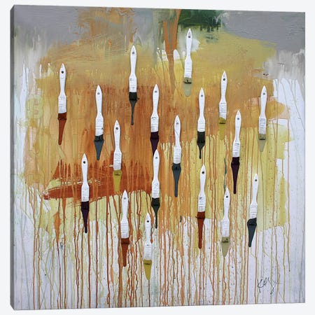 Dipped Canvas Print #KYO45} by Kent Youngstrom Canvas Art Print