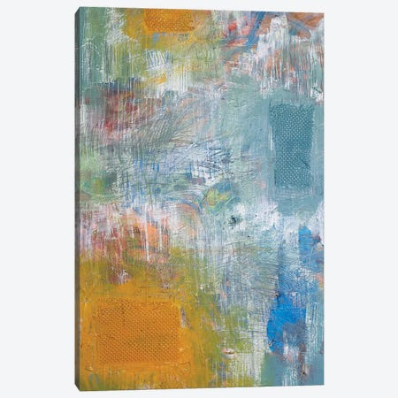 Blank Paint Tray Canvas Print #KYO4} by Kent Youngstrom Canvas Art Print