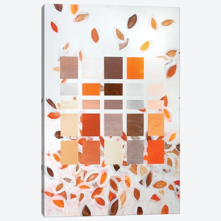 Fall Leaves Canvas Print #KYO52} by Kent Youngstrom Art Print