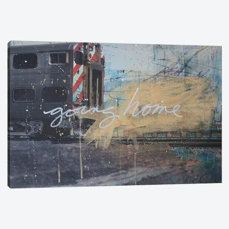 Going Home Canvas Print #KYO54} by Kent Youngstrom Canvas Art