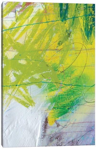 Green Apple III Canvas Print #KYO58