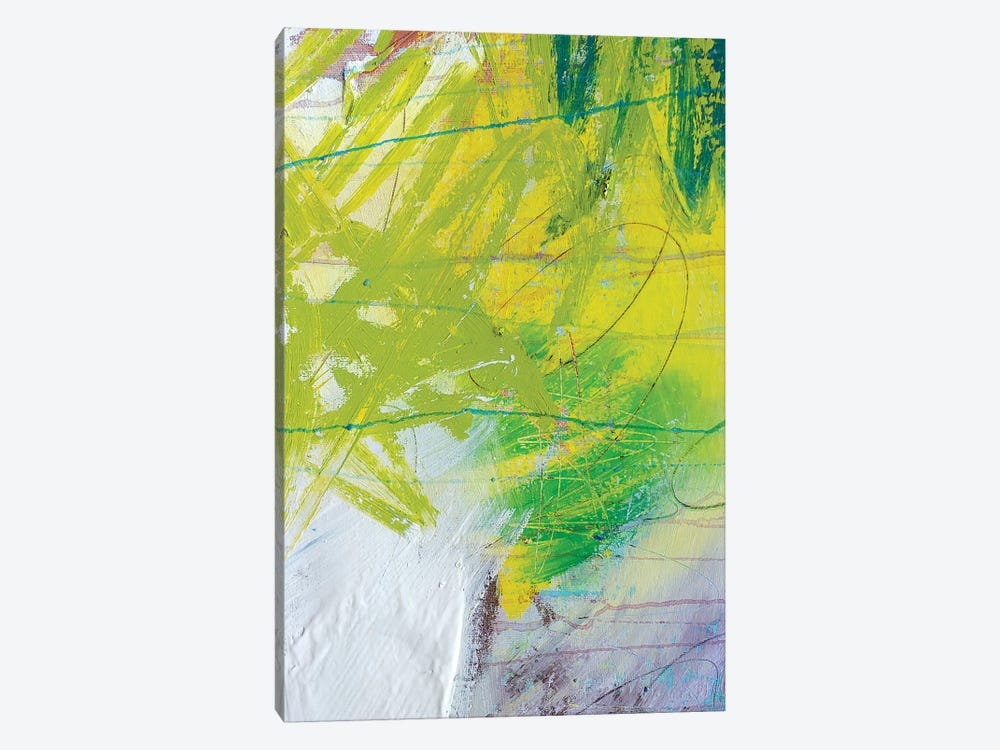 Green Apple III by Kent Youngstrom 1-piece Canvas Art