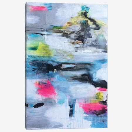 Ink Blobs Canvas Print #KYO60} by Kent Youngstrom Canvas Artwork