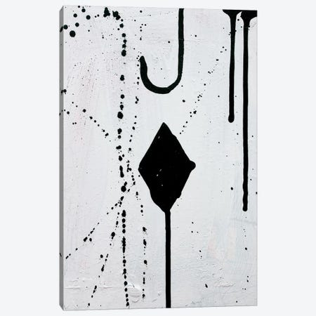Jack Of Diamonds Canvas Print #KYO61} by Kent Youngstrom Canvas Art
