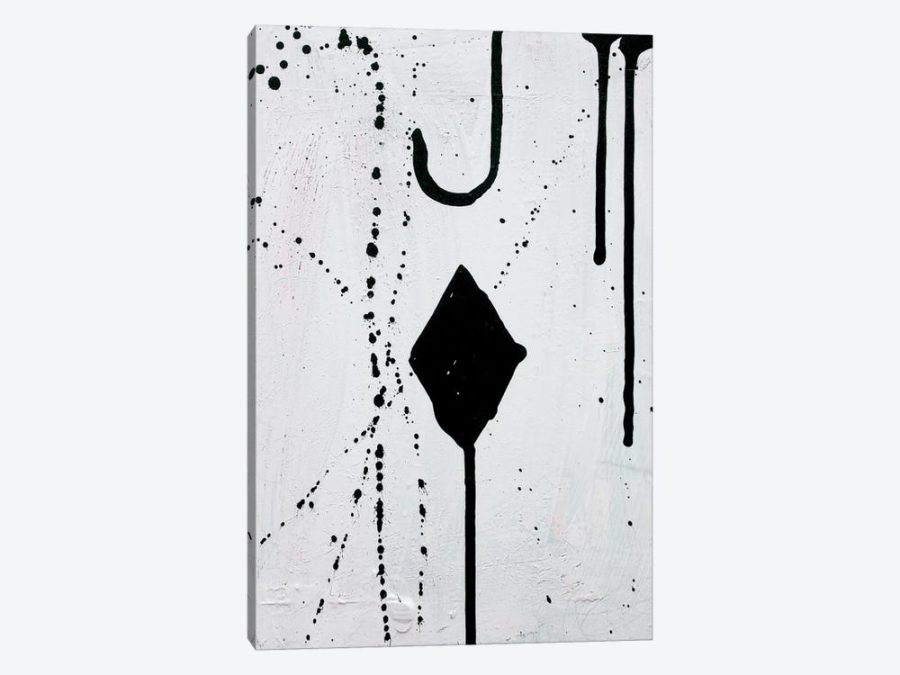 Jack Of Diamonds 1-piece Canvas Artwork