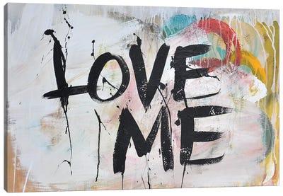 Love Me III Canvas Print #KYO74
